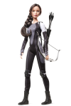 The Hunger Games: Catching Fire Katniss Doll | Foto: Barbie Collector