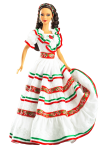 Barbie® Cinco De Mayo|Foto: Barbie Collector