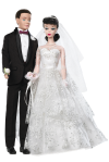 Barbie® e Ken® Wedding Day® Giftset|Foto: Barbie Collector
