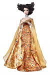Barbie inspirada por Gustav Klimt|Foto: Barbie Collector