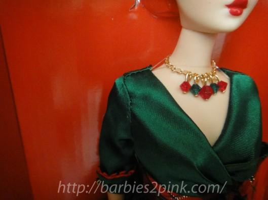O colar da doll | Foto: Caori