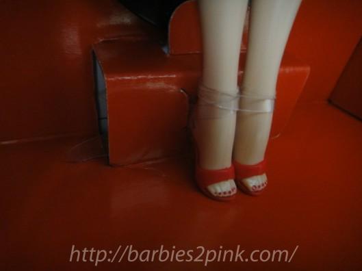 Sapatos vermelhos clássicos | Foto: Caori