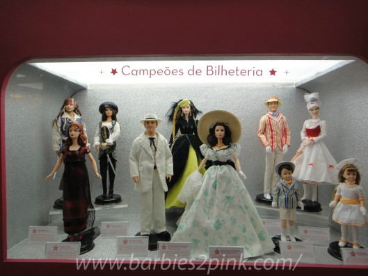 Campeões de Bilheteria: Piratas do Caribe, Titanic, E o Vento Levou..e Mary Poppins | Foto: Caori