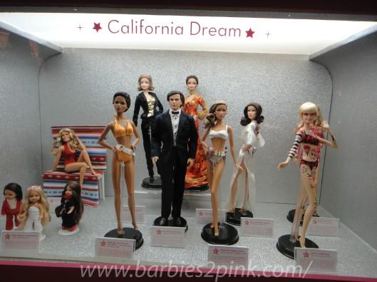 California Dream: As Panteras,Farrah Fawcett,007 (diversos filmes), Goldie Hawn e Heidi Klum | foto: Caori