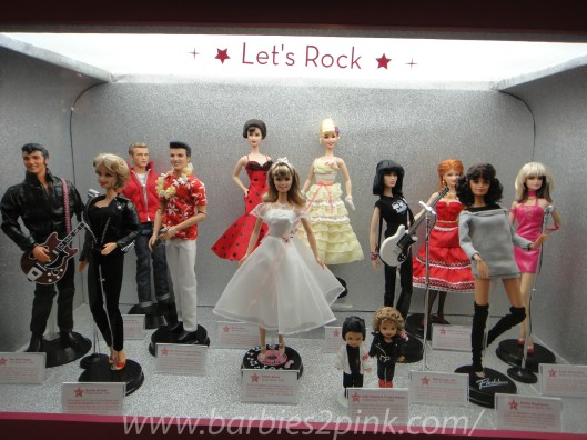 Let's Rock: Grease,Elvis Presley,James Drean, Joan Jett, Cyndi Lauper,Flashdance e Debbie Harry | Foto: Caori