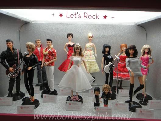 Let's Rock: Grease,Elvis Presley,James Drean, Joan Jett, Cyndi Lauper,Flashdance e Debbie Harry | Foto: Caori