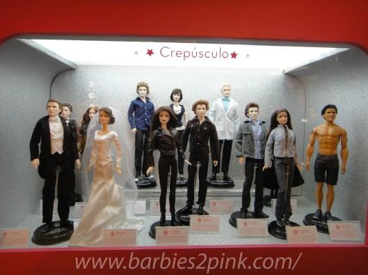 Crepúsculo: Bella, Edward, Emment Jasper, Alice,Carlisle,Jacob | Foto: Caori
