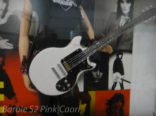 A guitarra | Foto: Caori