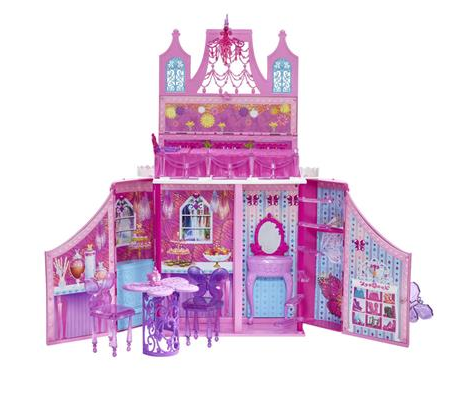 barbie butterfly- princesa fairy loft