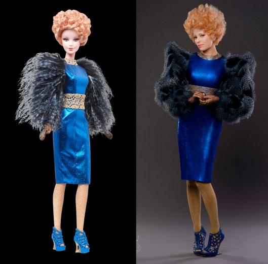 Foto: Barbie Collector/HGGirlOnFire - montagem: Caori