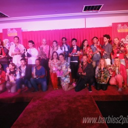 Os participantes do Miss Barbie Brasil 2013 | Foto: Caori para BS2P