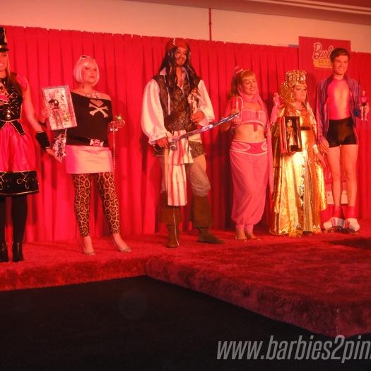 Os participantes do Cosplay desse ano| Foto: Caori para BS2P