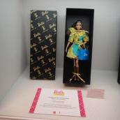 A boneca que foi dada para o primeiro colocado no Miss Barbie Brasil!