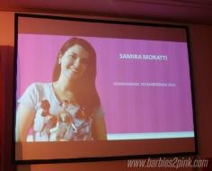 Homenagem à blogueira Samira | Foto: Caori para BS2P