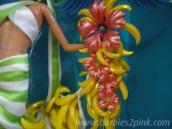 Muitas bananas e flores | Foto: Caorif