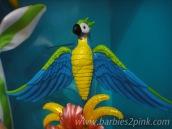 A arara, ave típica de florestas tropicais | Foto: Caori