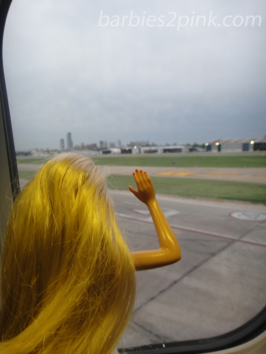 Nina se despedindo da cidade :( | Foto: Caori para BS2P