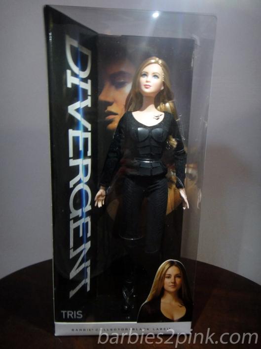 A doll na caixa | Foto: Caori