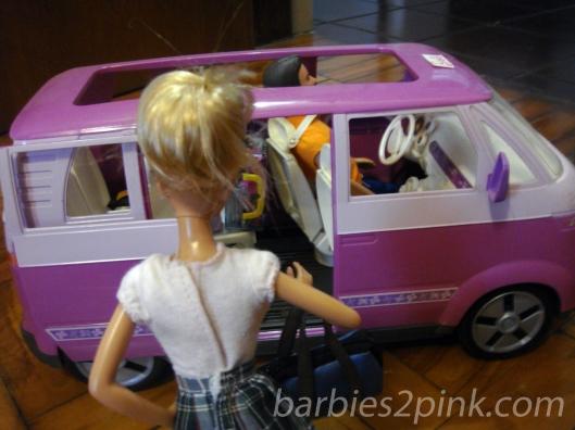 O Ken chegou - Nina | Foto: Caori