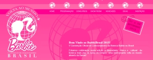 Foto: BarbieBrasil Convenção Barbie Brasil - site