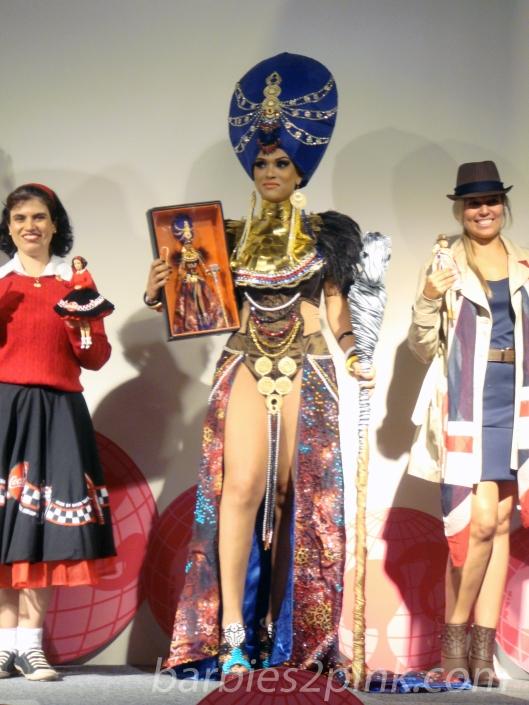 Thayna Almeida, a grande vencedora do Cosplay desta edição | Fonte: Caori para BS2P